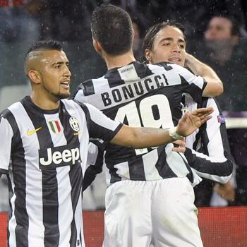 La Juventus se ceba con el Celtic