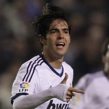 Kaká, jugador del Real Madrid