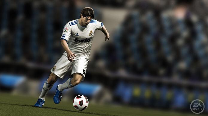 Kaká repite como imagen del FIFA12