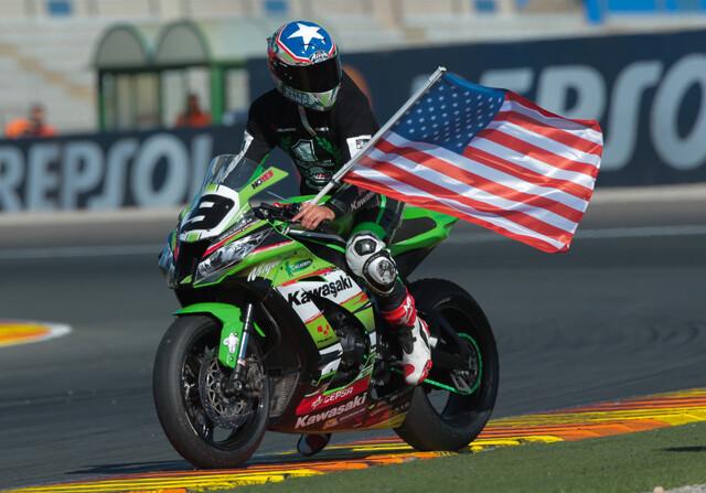 Grave accidente de Kenny Noyes en el Motorland de Aragón