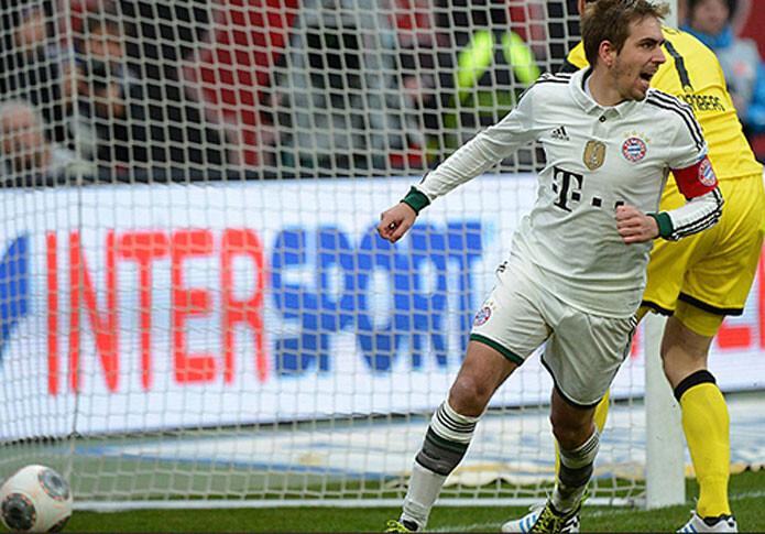 Nuremberg 0-2 Bayern Múnich