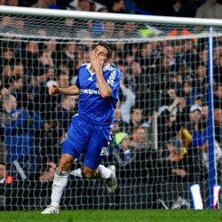 Lampard logra un hat trick
