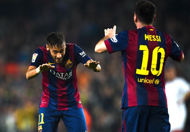 La rehabilitación de Messi