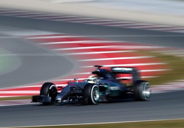 Mercedes juega en otra liga