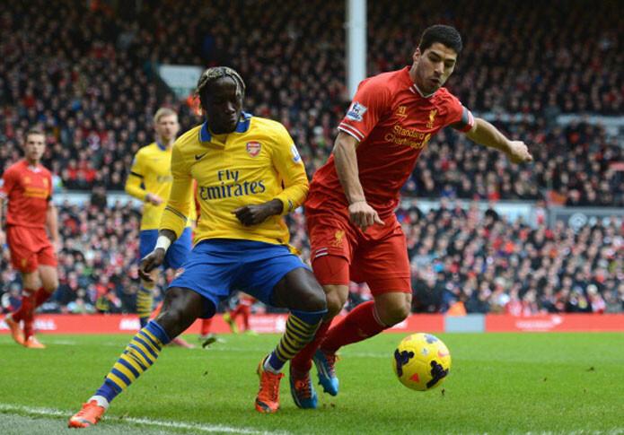 Liverpool 5 - 1 Arsenal