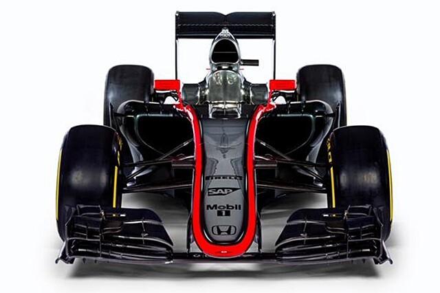McLaren-Honda MP4/30 de Fernando Alonso