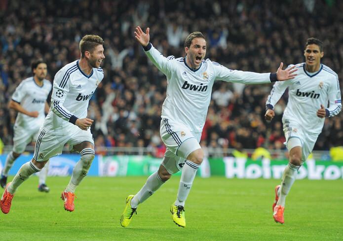 El Real Madrid se come a la defensa del Galatasaray 9dfa7a5595134