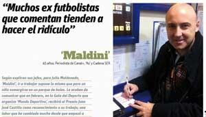 Julio Maldonado Maldini