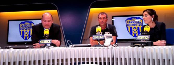 la Cadena Ser sigue liderando la radio deportiva