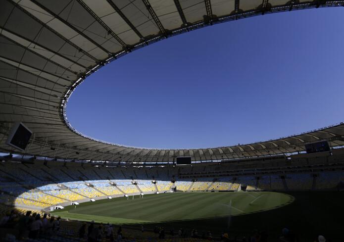 Suspendido el Brasil-Inglaterra por el estado del Maracaná