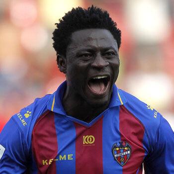 Martins, jugador del Levante