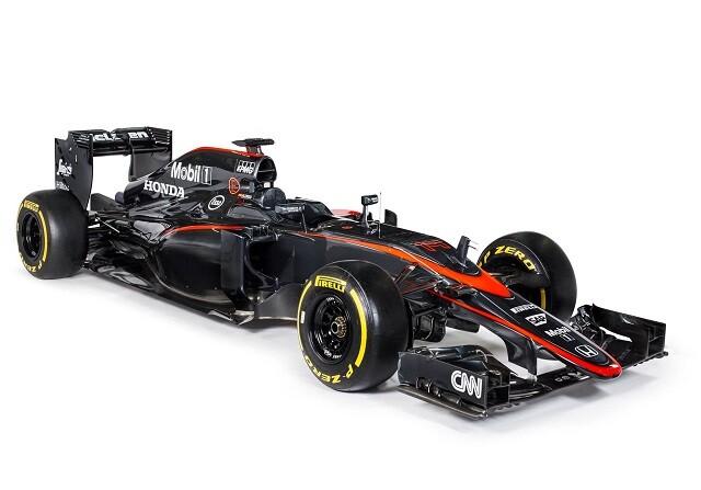 Así es la nueva decoración de McLaren