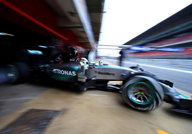 Directo: segundos test de F1 en Barcelona, día 1
