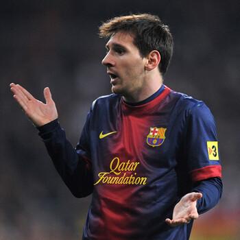 Messi pierde los papeles e insulta a Arbeloa en el párking