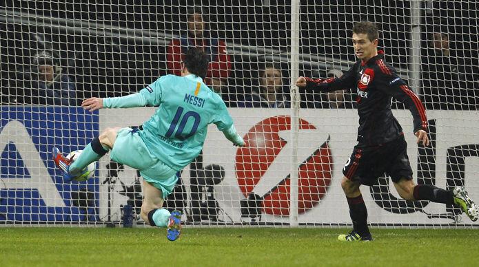 Messi contra el azar