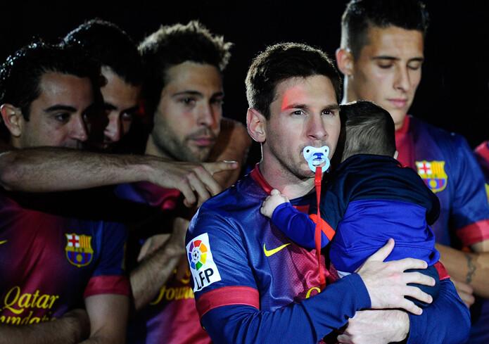 Felicidad:CR7 y Casillas tienen un nuevo hermano