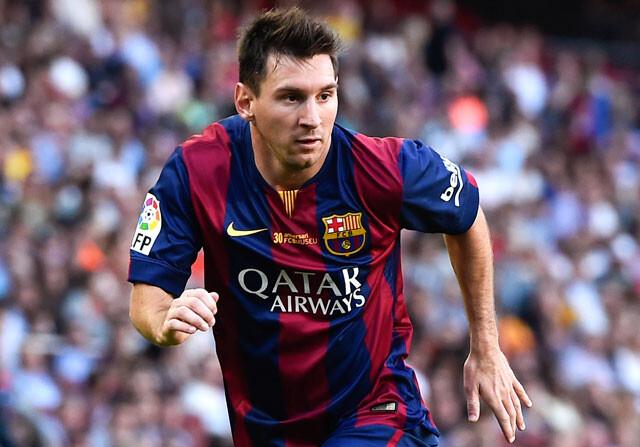 """Messi: """"Luis Enrique me saca cuando me tiene que sacar"""""""