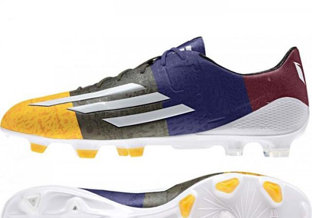 Azulgranas Para De Messi¿un Al Barça Guiño Las Botas Adidas lJcF13KTu5