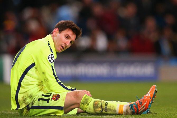 Leo Messi, el 'fallapenaltis'