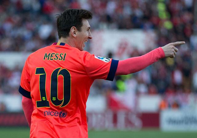 El nuevo rol de Messi en el Barcelona