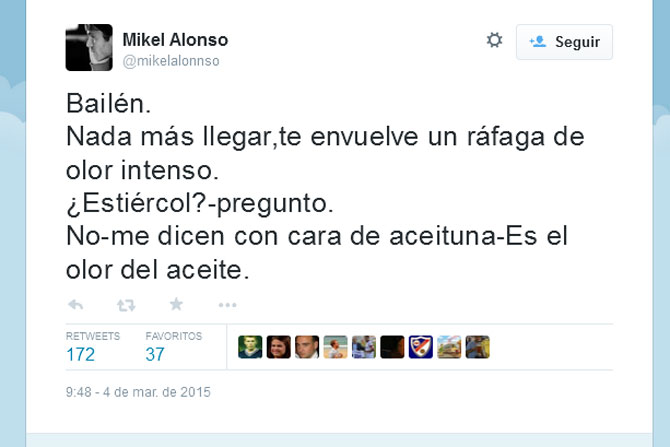 El hermano de Xabi Alonso la lía en las redes sociales