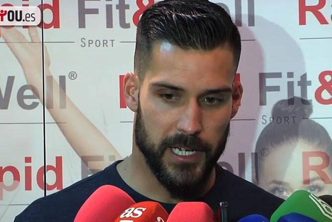 """Moya: """"Benítez es uno de los mejores entrenadores del momento"""""""