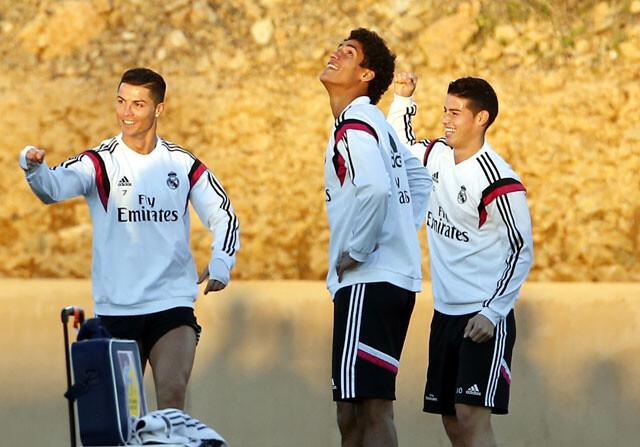El Real Madrid, a cerrar el círculo