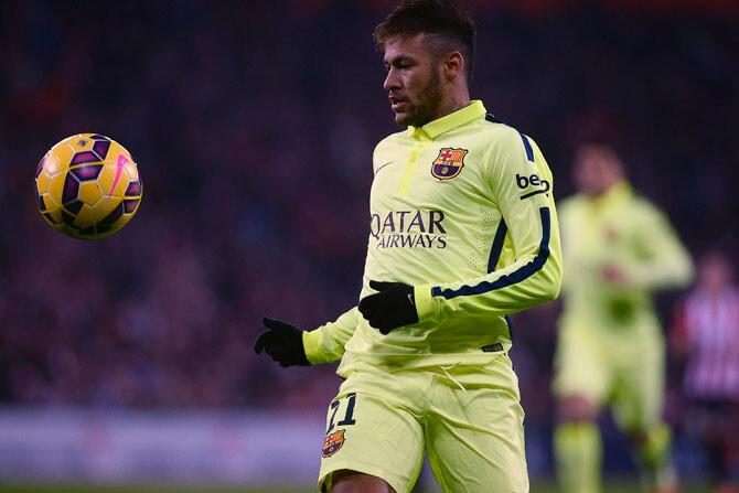 ¿Qué le ocurre a Neymar?