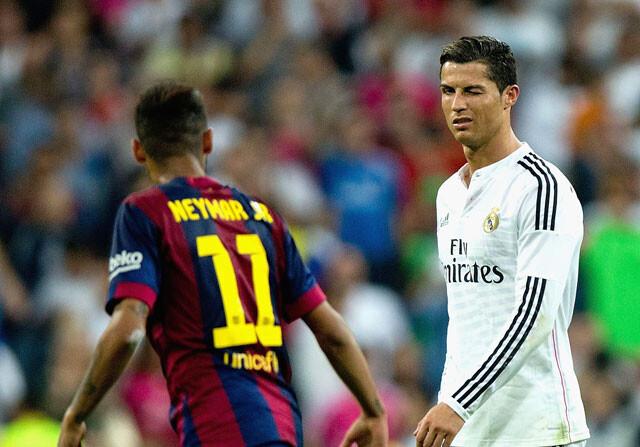 Cristiano o Neymar si se va Ibrahimovic