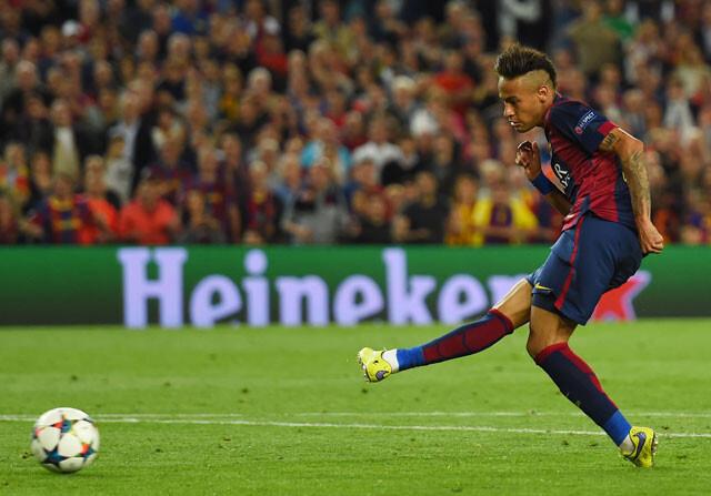 """Neymar: """"Desde niño sueño con jugar una final de Champions"""""""