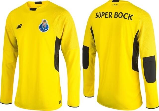 El Oporto ha presentado sus nuevas equipaciones de portero para la próxima  temporada b69945d61df