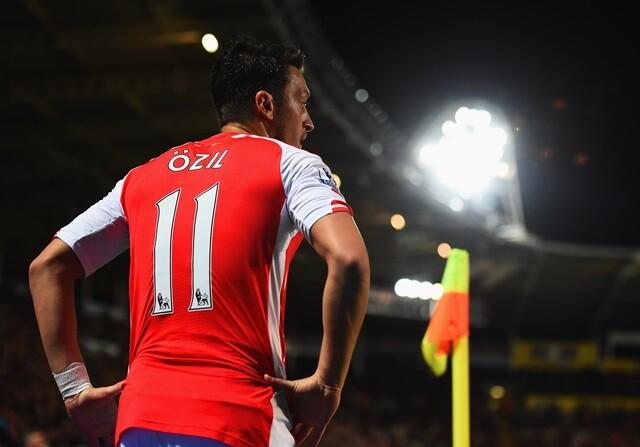 Mesut Özil, el que más ocasiones de gol genera en Europa