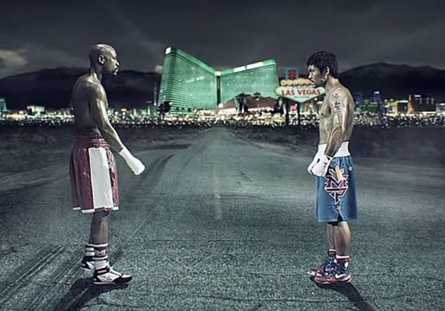 Trailer oficial del Floyd Mayweather vs. Manny Pacquiao