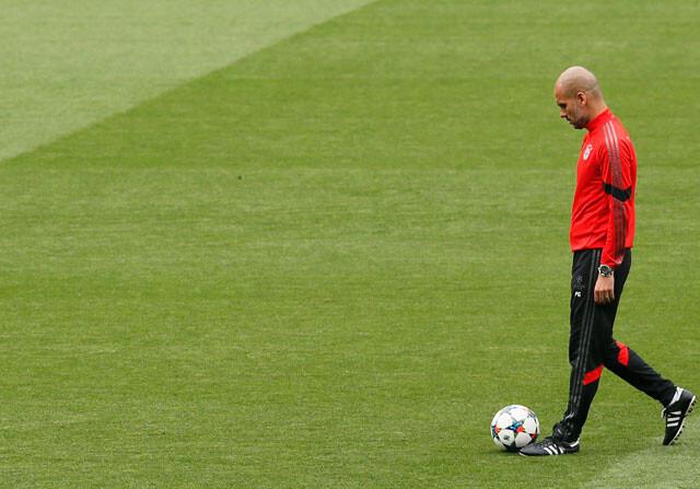 El día que Pep Guardiola volvió a pisar el Camp Nou