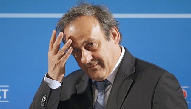 Michel Platini FIFA
