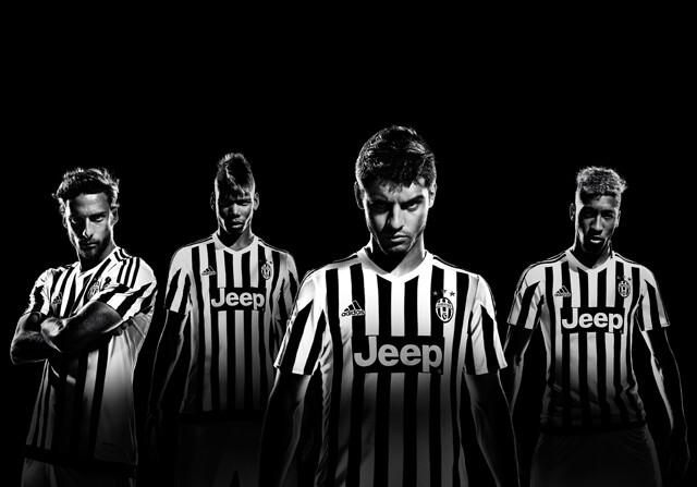Pogba, protagonista de la nueva equipación de la Juventus