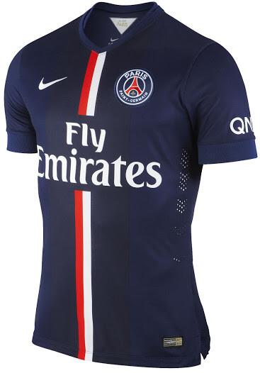FOTO. Camisetas del PSG 2014 15 - SPORTYOU c8384bd1c8147