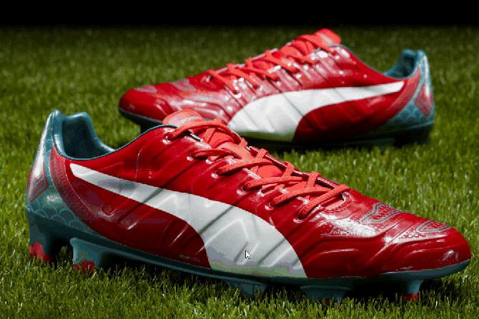 Zapatillas De Futbol Puma 2015
