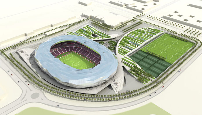 Un miembro de FIFA cree que el Mundial 2022 no será en Catar