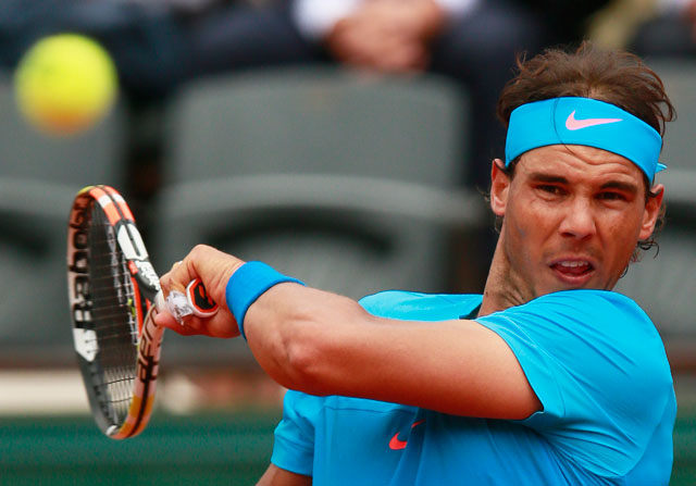 Rafa Nadal debuta en Roland Garros