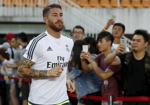 """Benítez: """"Florentino y Ramos son optimistas, así que vamos a ver"""""""