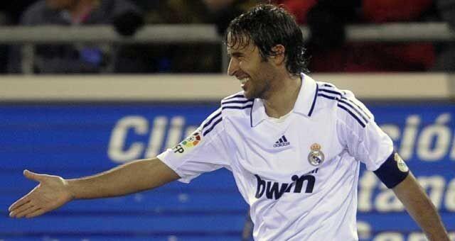 Raúl se tomó el entrenamiento del FC Dallas