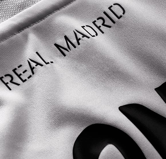 The three teams of Real Madrid 2014/15
