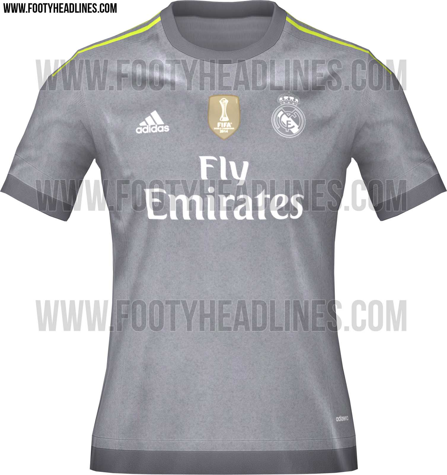 6a3a2d8b200f5 Las camisetas del Real Madrid de la temporada 2015-2016 - SPORTYOU