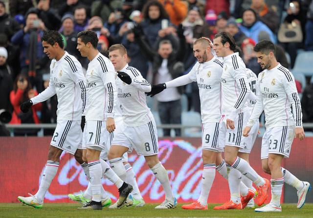 CR, Kroos, Isco, James y Ramos, los mejores del Madrid para los lectores de Sportyou