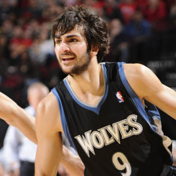 Ricky Rubio, rookie del mes
