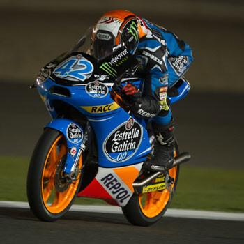 Confusión en Moto3 y victoria de Rins