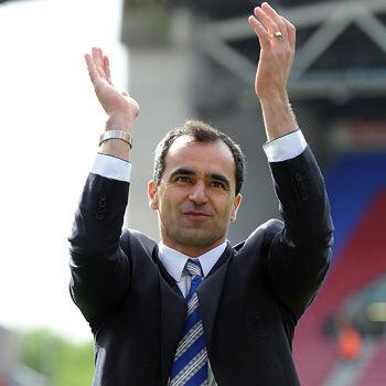 El técnico del Everton, en una imagen de archivo