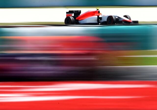 Roberto Merhi pide disculpas a su equipo