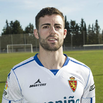 Rodri, nuevo jugador del Zaragoza